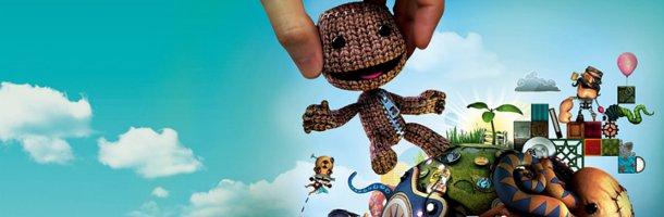 LittleBigPlanet PS Vita Banner
