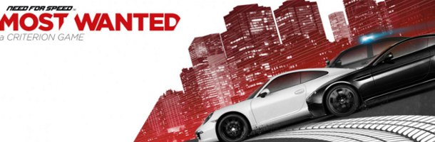 Need for Speed Most Wanted Banner
