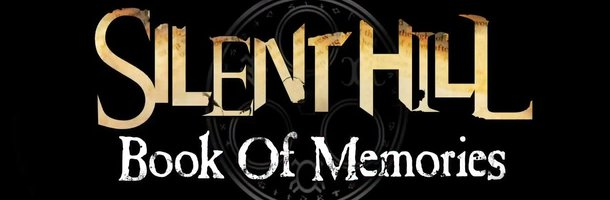 Silent Hill Book of Memories Banner