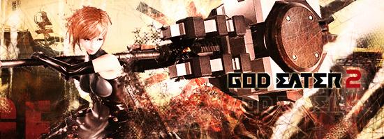 God Eater 2 Banner