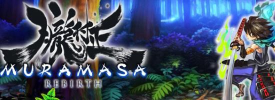Muramasa Rebirth Banner