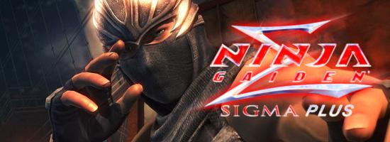 Ninja Gaiden Sigma 2 Plus Banner