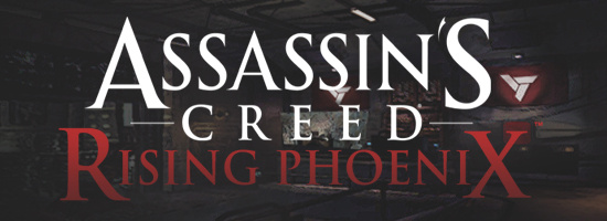 Assassins Creed Rising Phoenix Banner