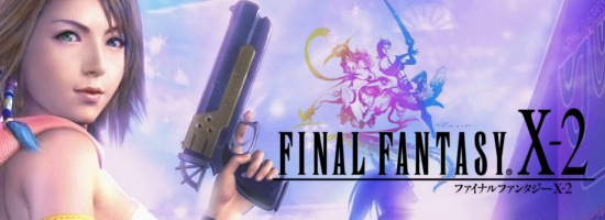 Final Fantasy X-2 HD Banner