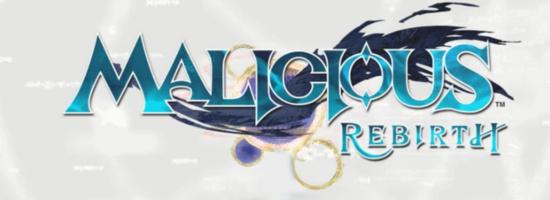 Malicious Rebirth Banner