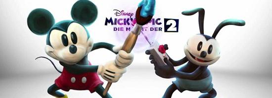 Micky Epic 2 Die Macht der 2 Banner