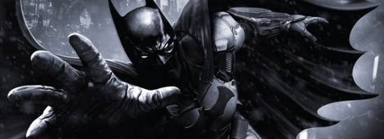 Batman Arkham Origins Blackgate Banner