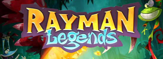 Rayman Legends Banner