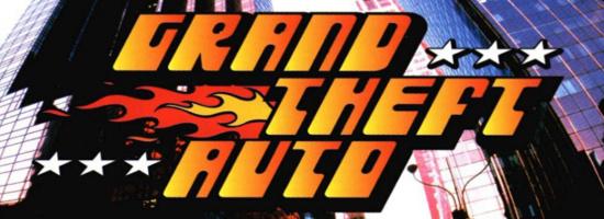 GTA Grand Theft Auto Banner