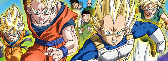 Dragonball Battle of Z Banner