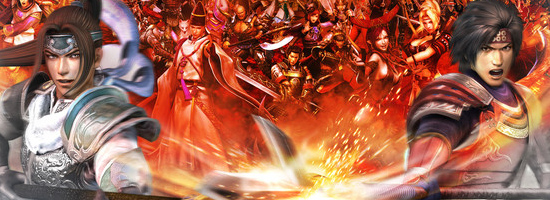 Warriors Orochi 3 Ultimate Banner