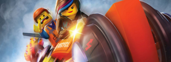 The LEGO Movie Videogame Banner