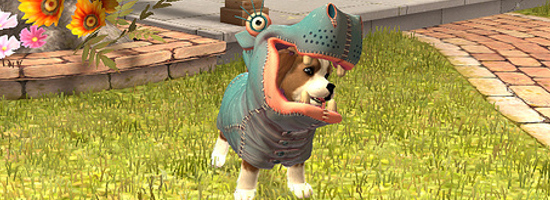 PlayStation Vita Pets Banner