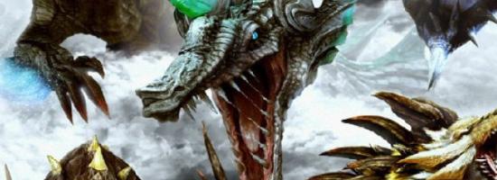 Monster Hunter Frontier G Banner