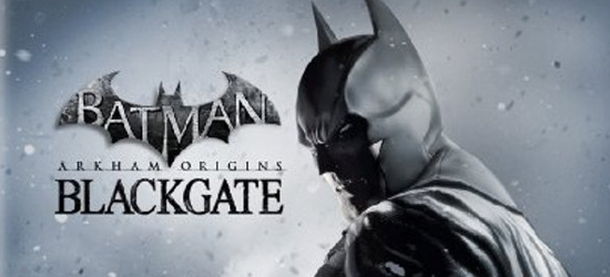 Batman Arkham Origins Blackgate Test