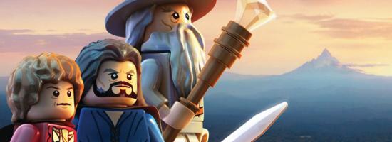 Lego Der Hobbit Banner