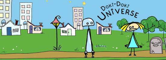 Doki-Doki Universe Banner