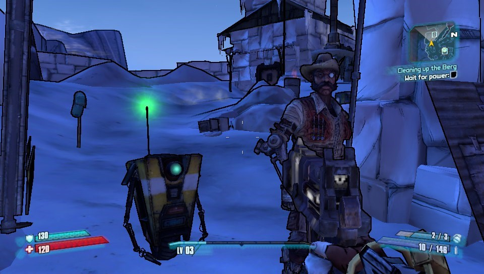 Borderlands 2 PS Vita 01 Review: Borderlands 2 für PS Vita im TEST – Grenzerfahrungen in der Hosentasche