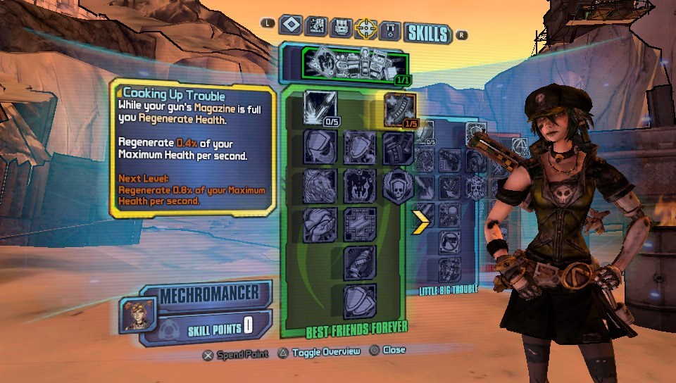 Borderlands 2 PS Vita 02 Review: Borderlands 2 für PS Vita im TEST – Grenzerfahrungen in der Hosentasche